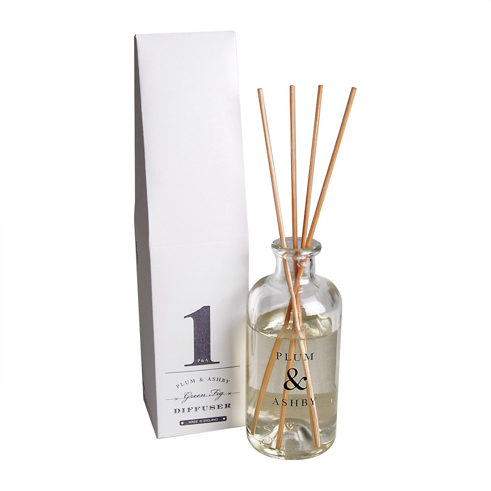 Plum  Ashby - Reed Diffuser - Green Fig
