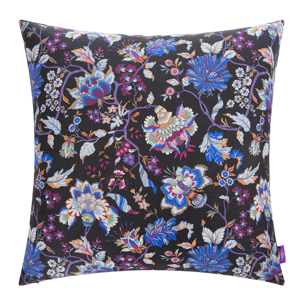 Liberty London - Christelle Cushion - Black