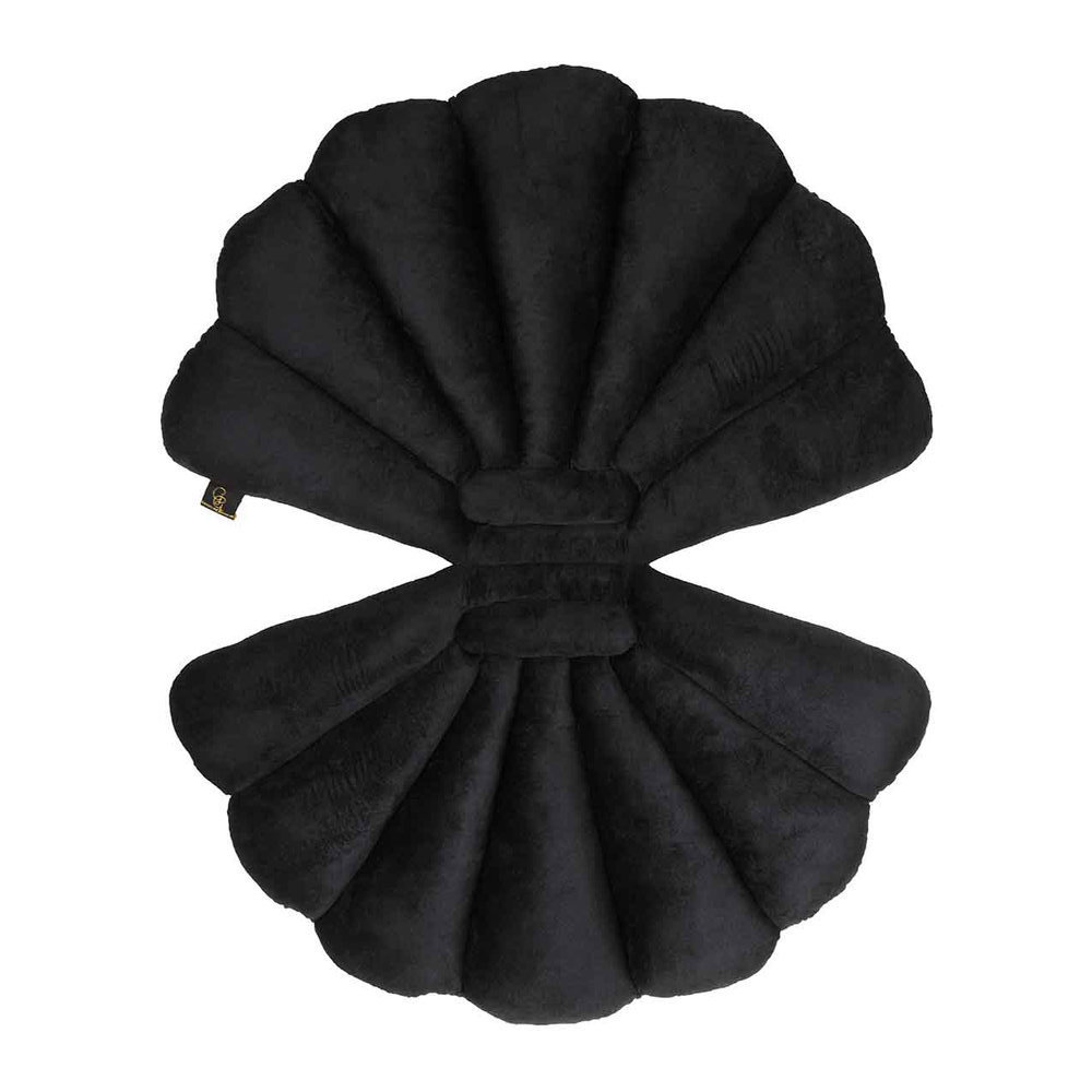 Garden Glory - Shell Water Repellent Seat Pad - Black