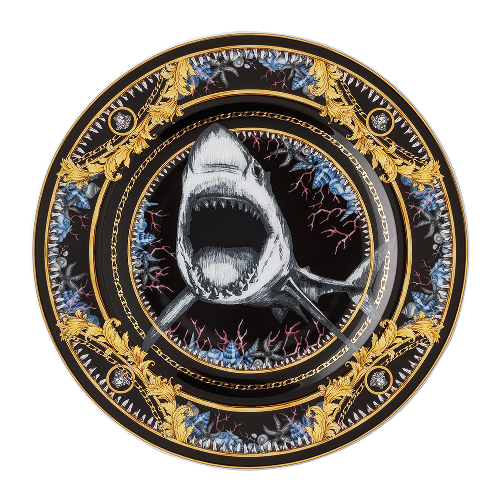 Versace Home - Le Regne Animal Wall Plate - Bruce