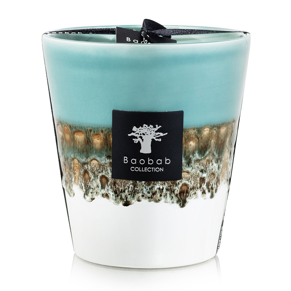 Baobab Collection - Elements Scented Outdoor Candle - Agua - 16cm