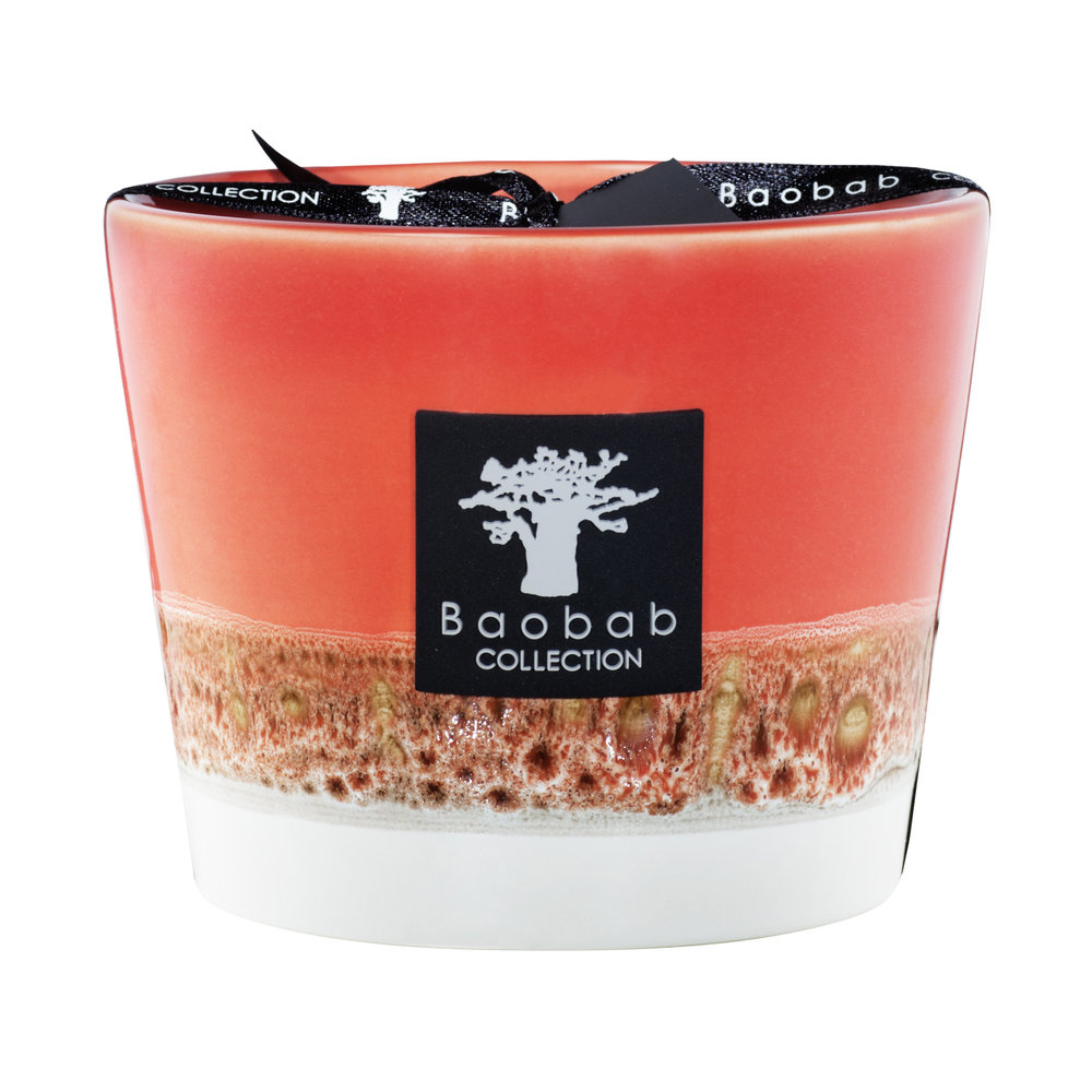 Baobab Collection - Elements Scented Outdoor Candle - Fuego - 10cm