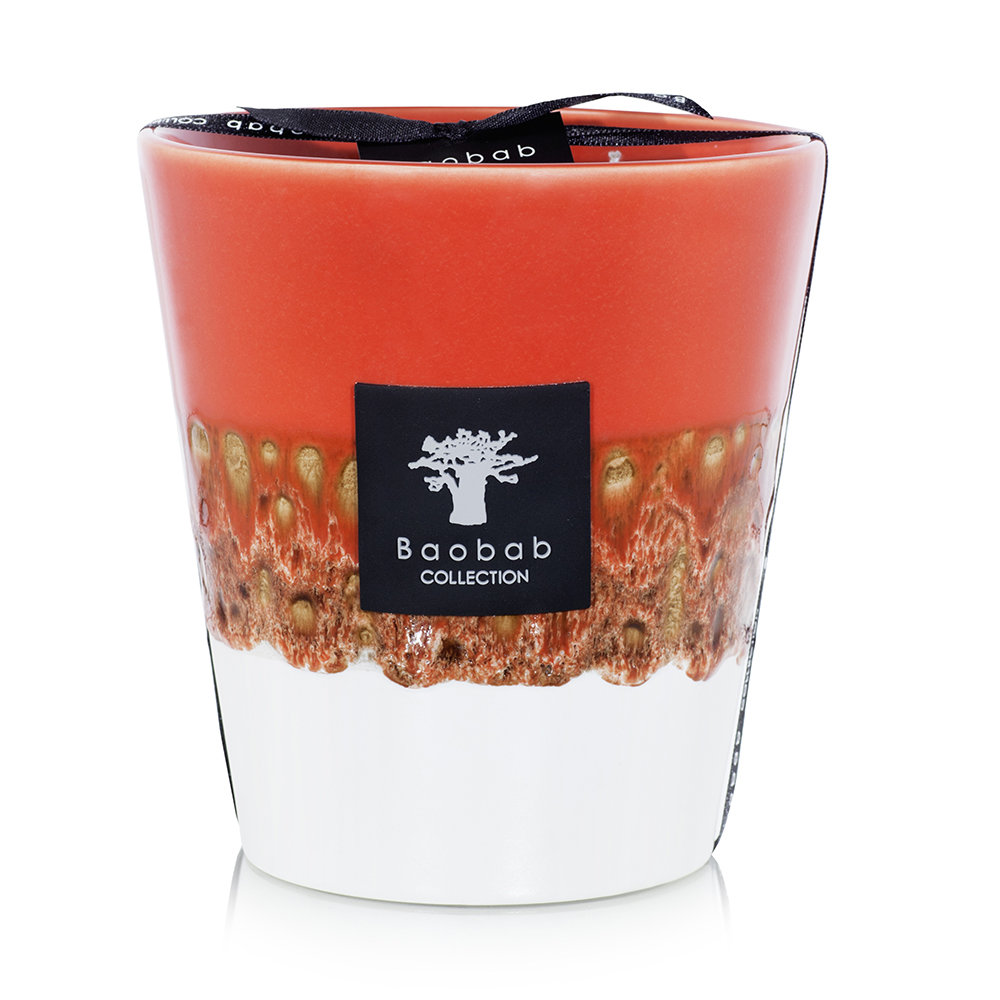 Baobab Collection - Elements Scented Outdoor Candle - Fuego - 16cm