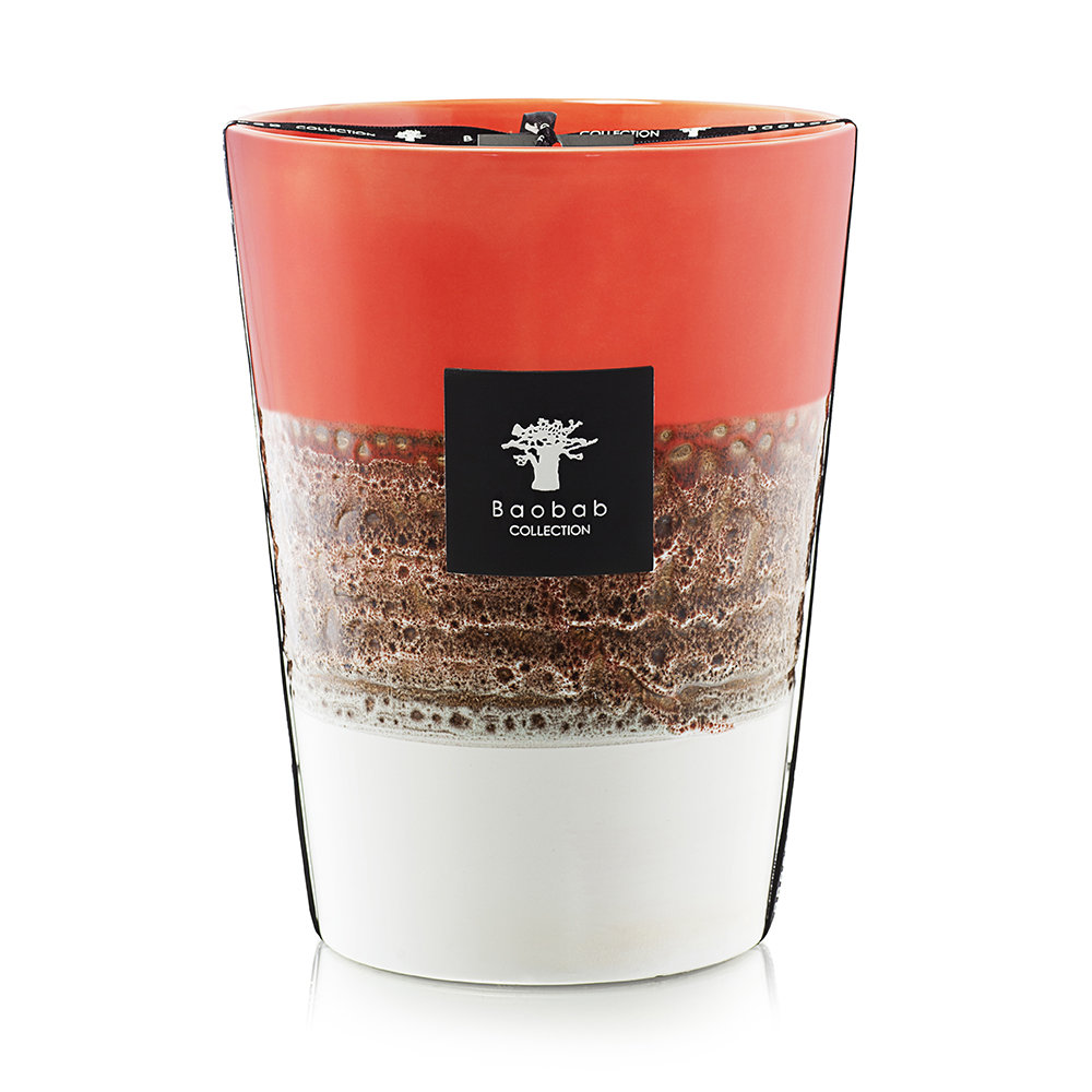 Baobab Collection - Elements Scented Outdoor Candle - Fuego - 24cm