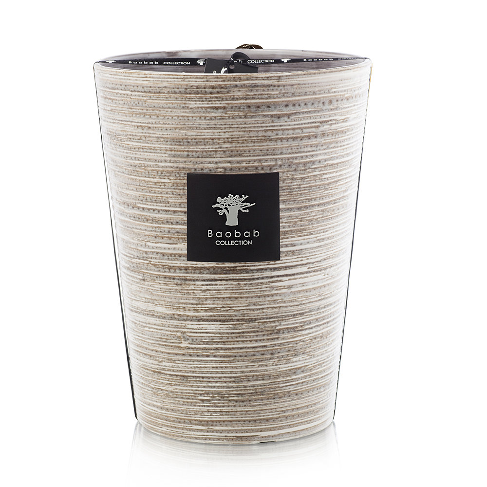Baobab Collection - Elements Scented Outdoor Candle - Terra - 24cm