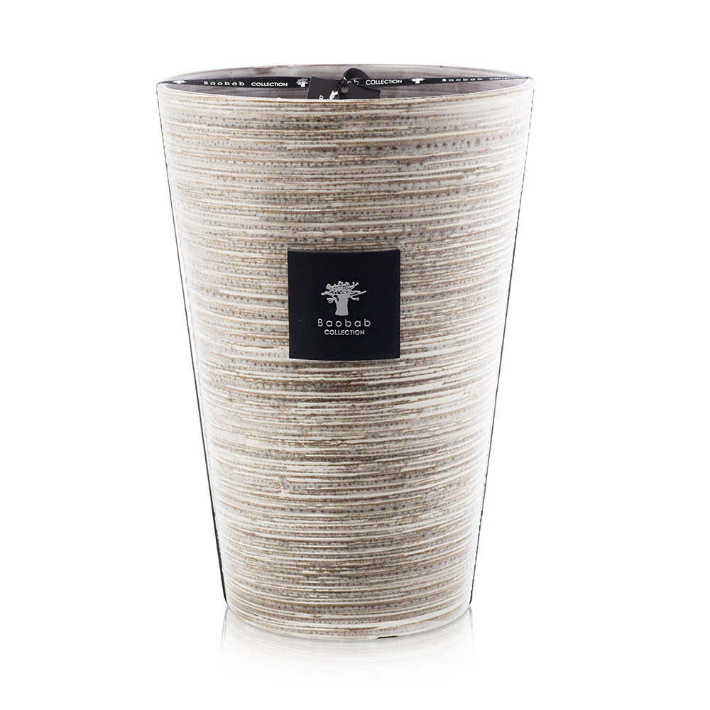 Baobab Collection - Elements Scented Outdoor Candle - Terra - 35cm