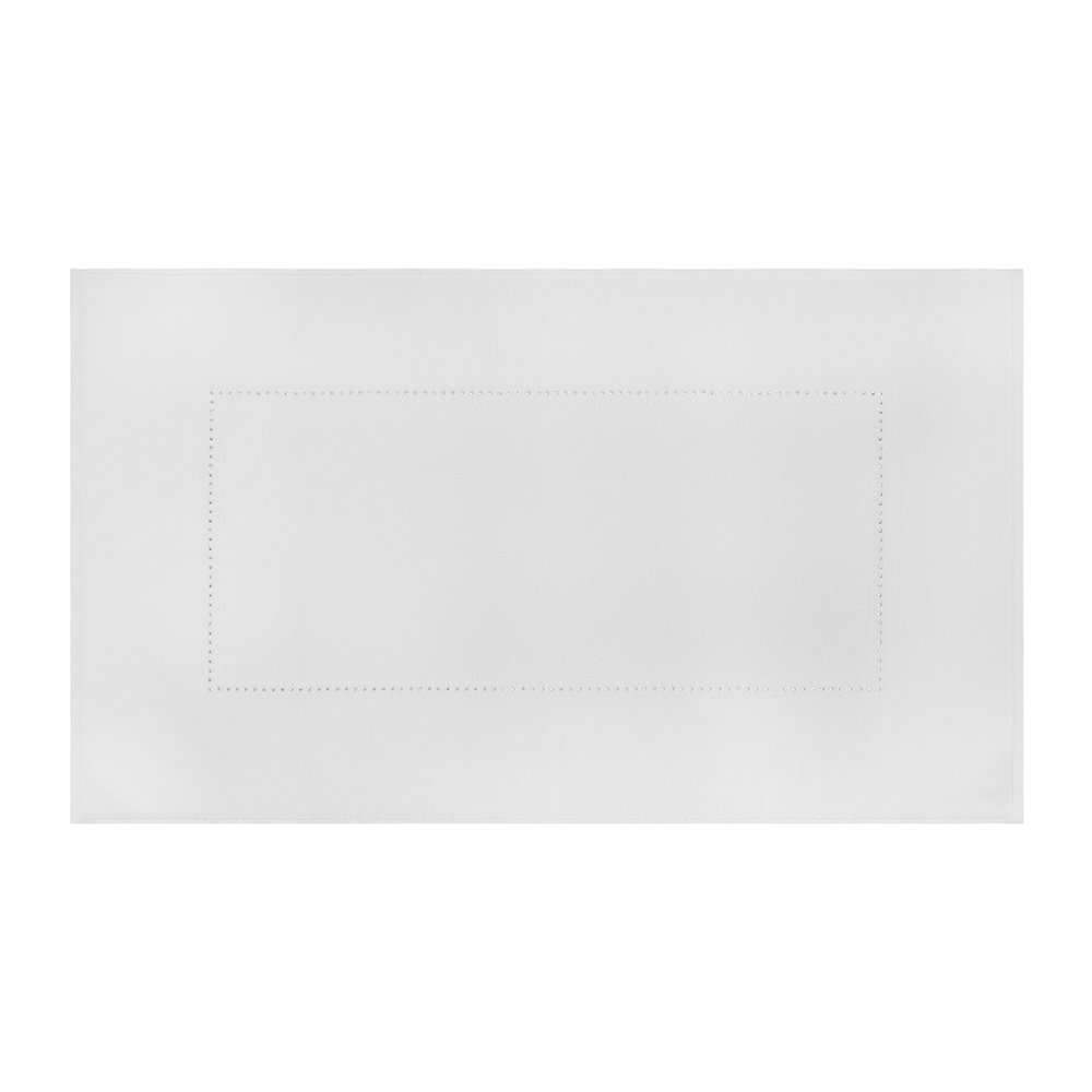 Moeve  Crystal Collection Bath Mat  Snow