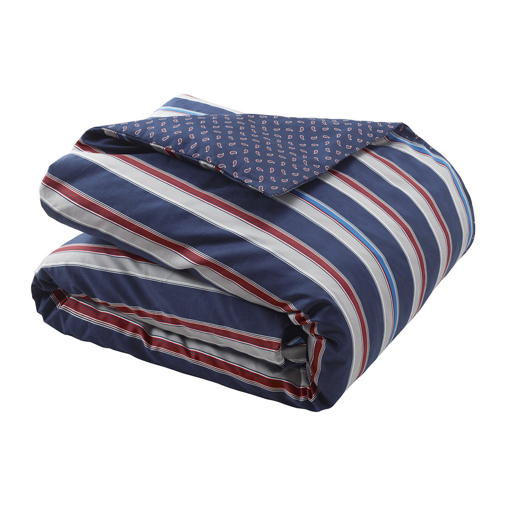 Buy Tommy Hilfiger Preppy Look Striped Duvet Cover