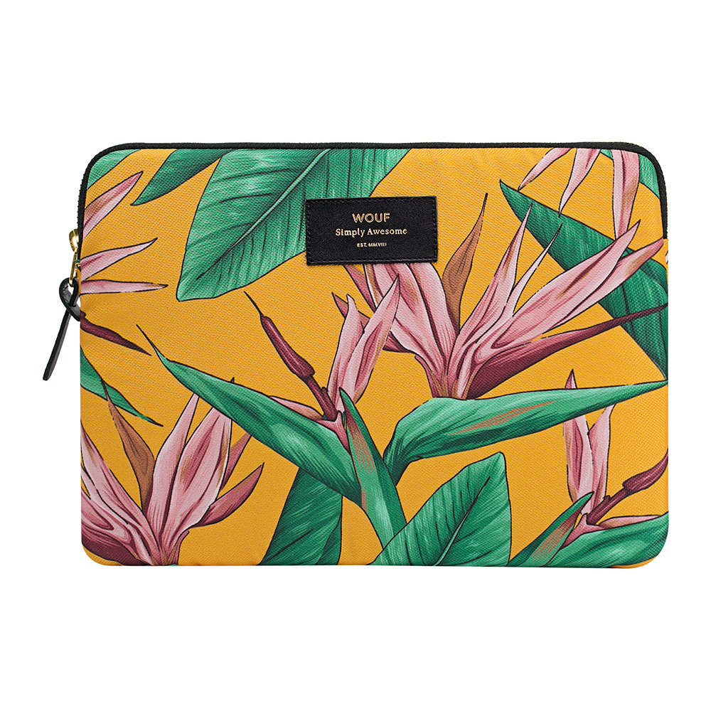 Wouf - Bird of Paradise iPad Case