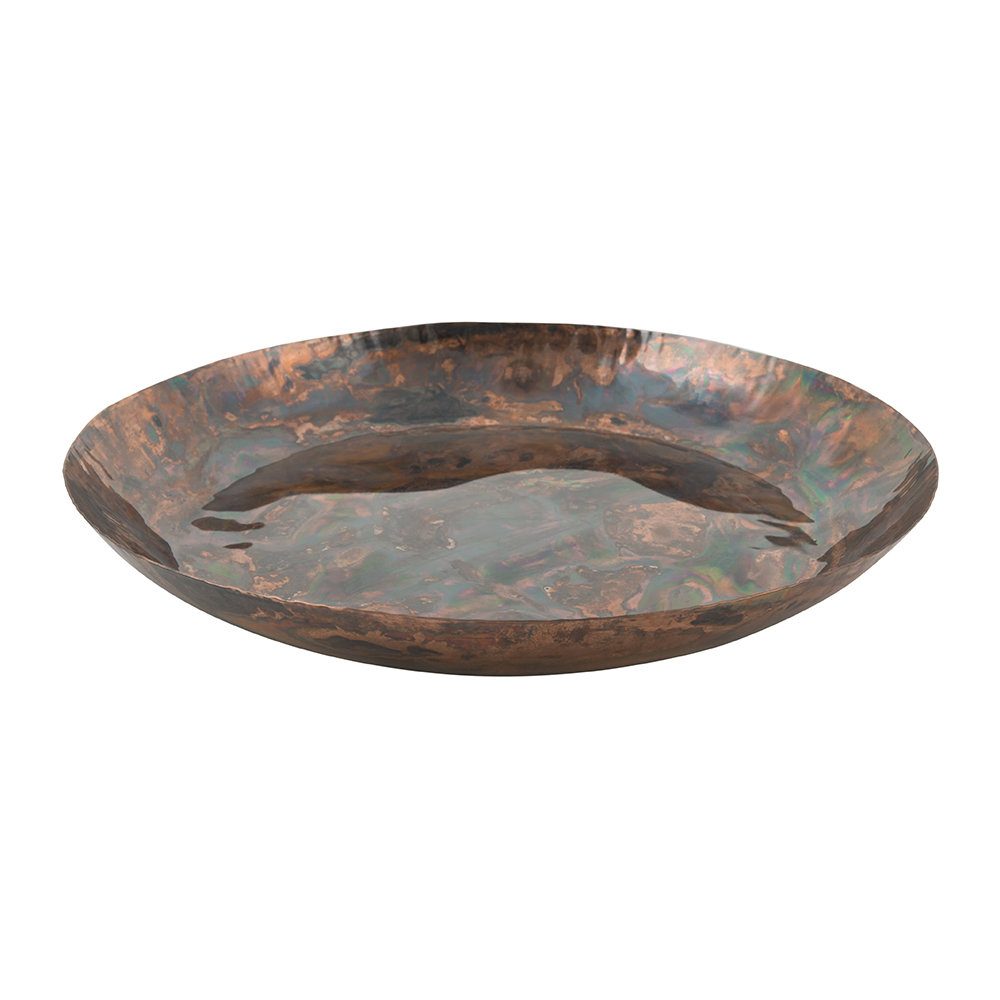 A by Amara - Burnt Effect Dish - Large
