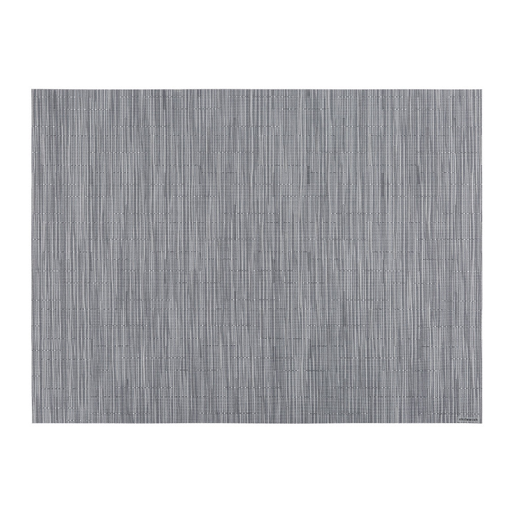Chilewich - Bamboo Rectangle Placemat - Fog