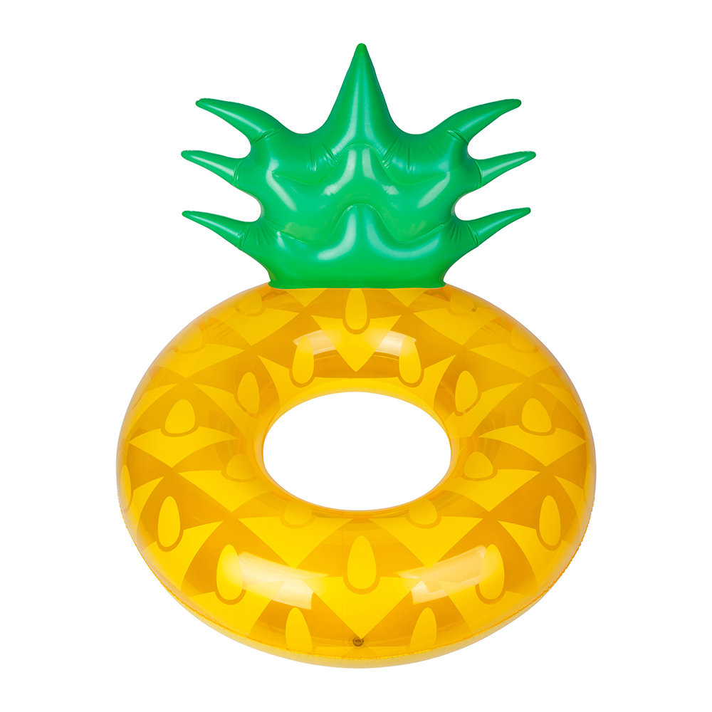 Sunnylife  Inflatable Pineapple Pool Ring