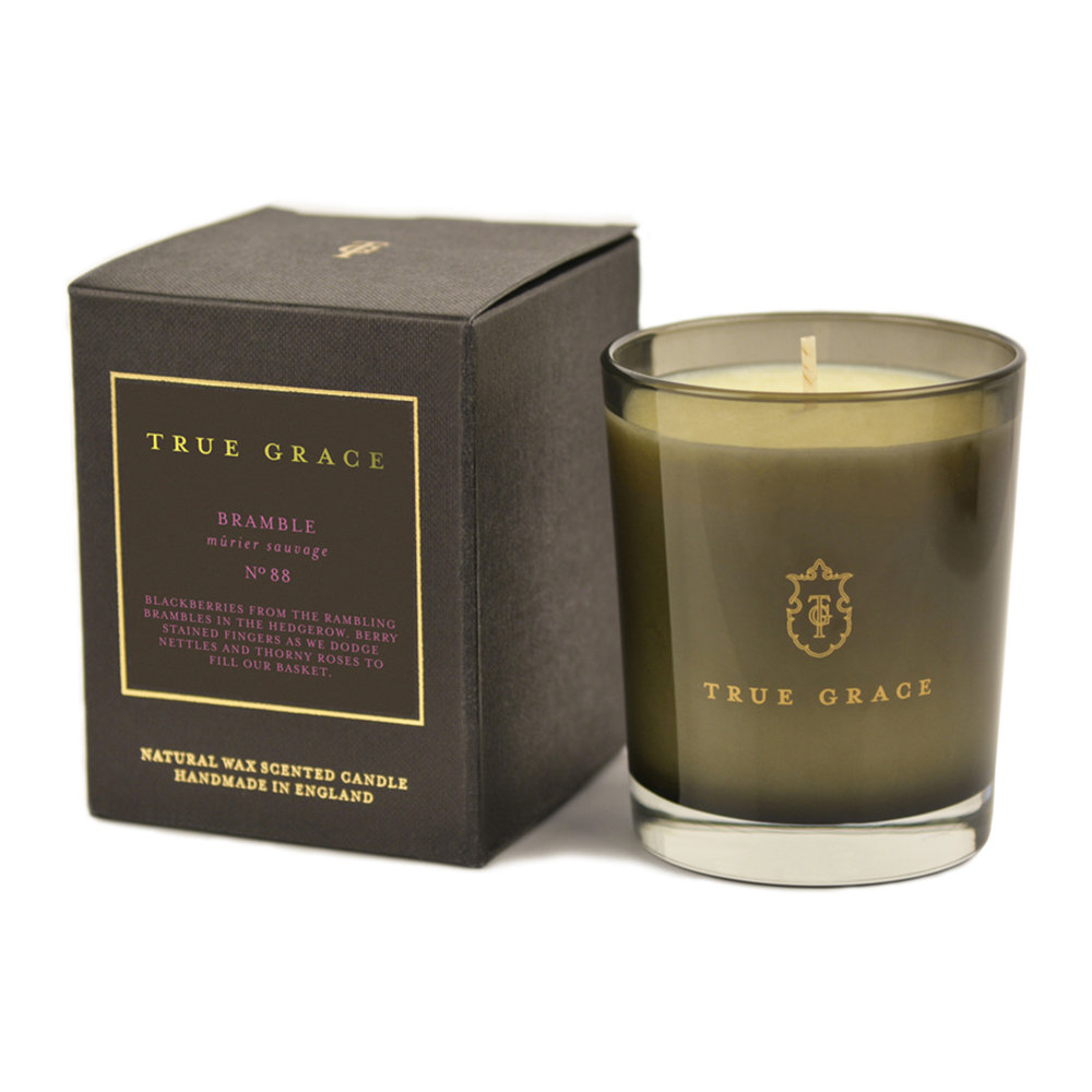 True Grace - Manor Classic Candle - Bramble - 190g