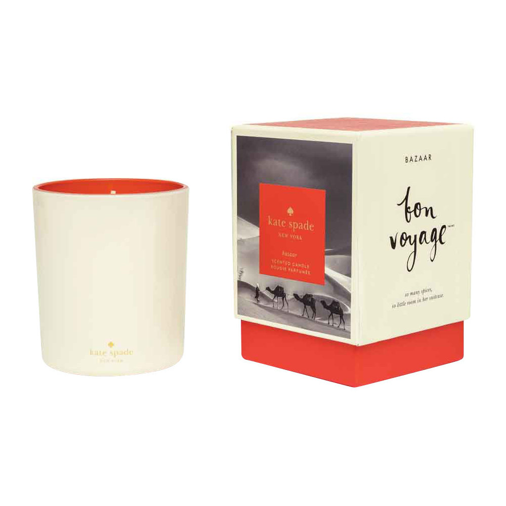 kate spade new york - Bon Voyage Scented Candle - 280g - Bazaar