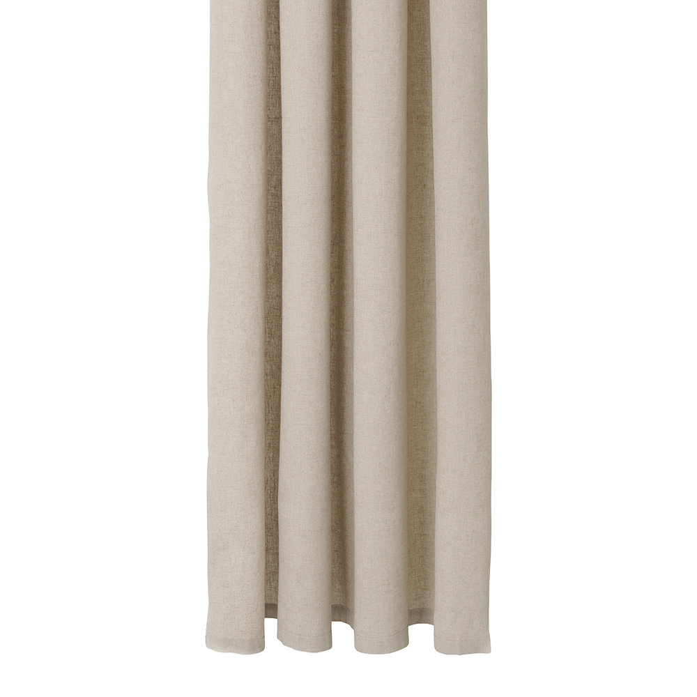 Ferm Living - Chambray Shower Curtain - Sand