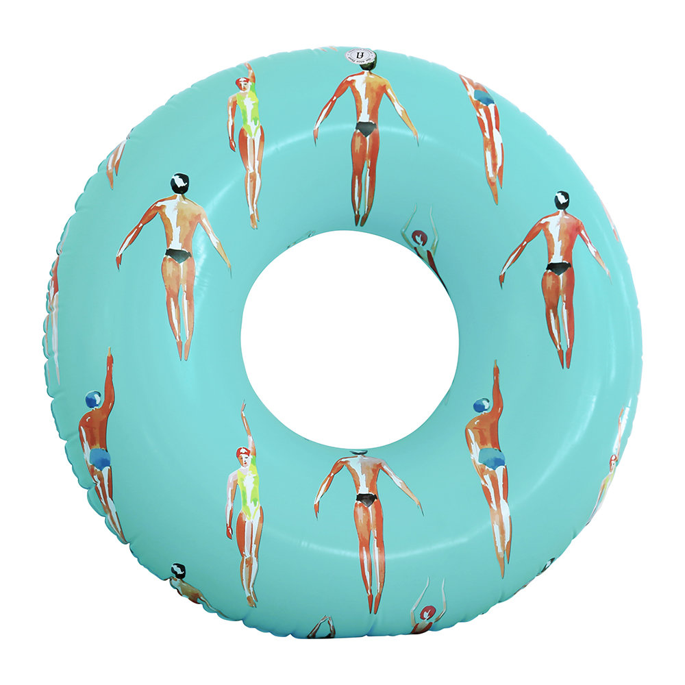 The Nice Fleet - Extra Large Inflatable Ring - Stinson