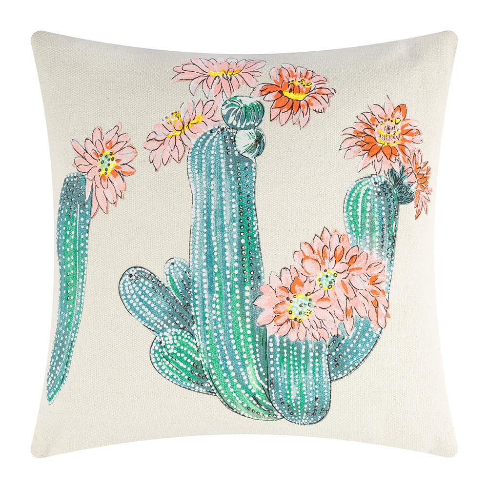 Marinette Saint Tropez - Amazon Cushion - 45x45cm - Design 1