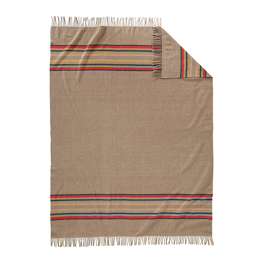 Pendleton - 5th Avenue Throw - Mineral Umber