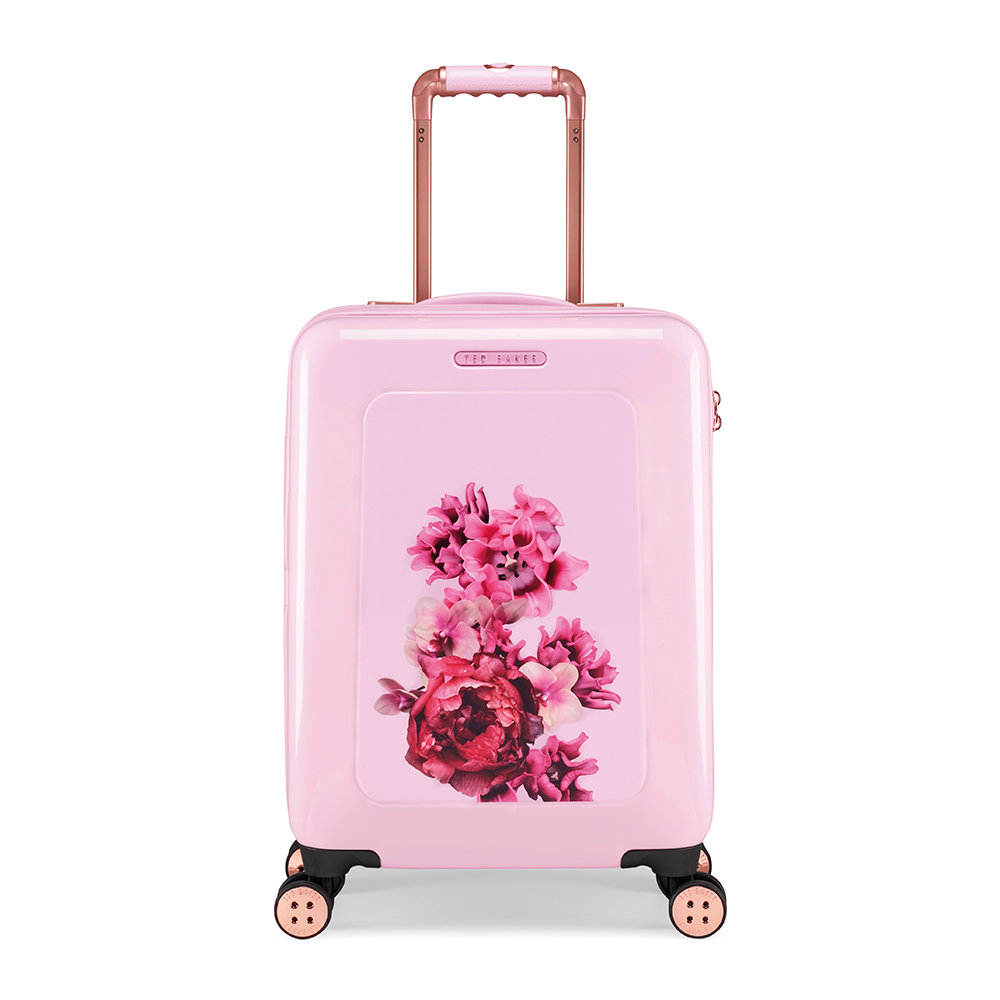 buy ted baker splendour suitcase pink small amara. Black Bedroom Furniture Sets. Home Design Ideas