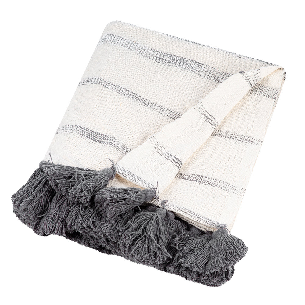Bloomingville - Chateau Throw - 150x130cm - Multi