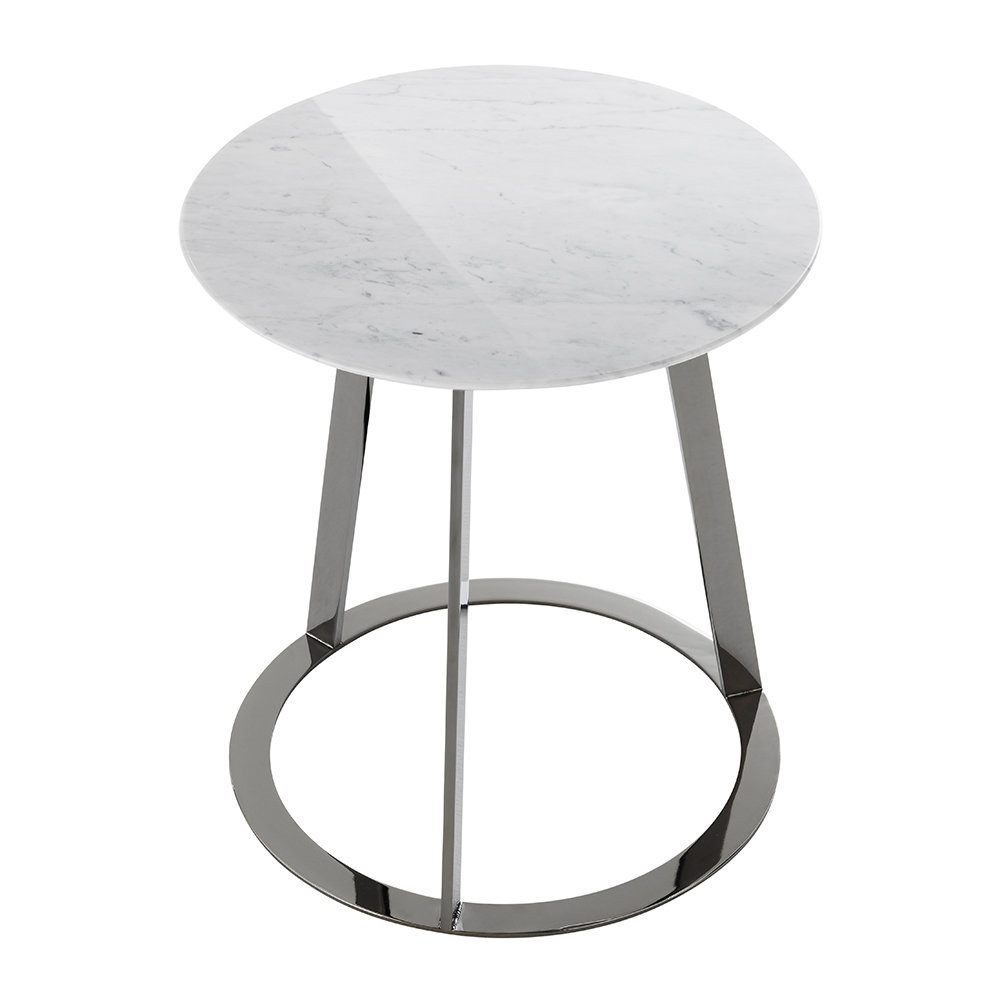 Horm  Casamania - Albino Family Side Table - 45cm - White