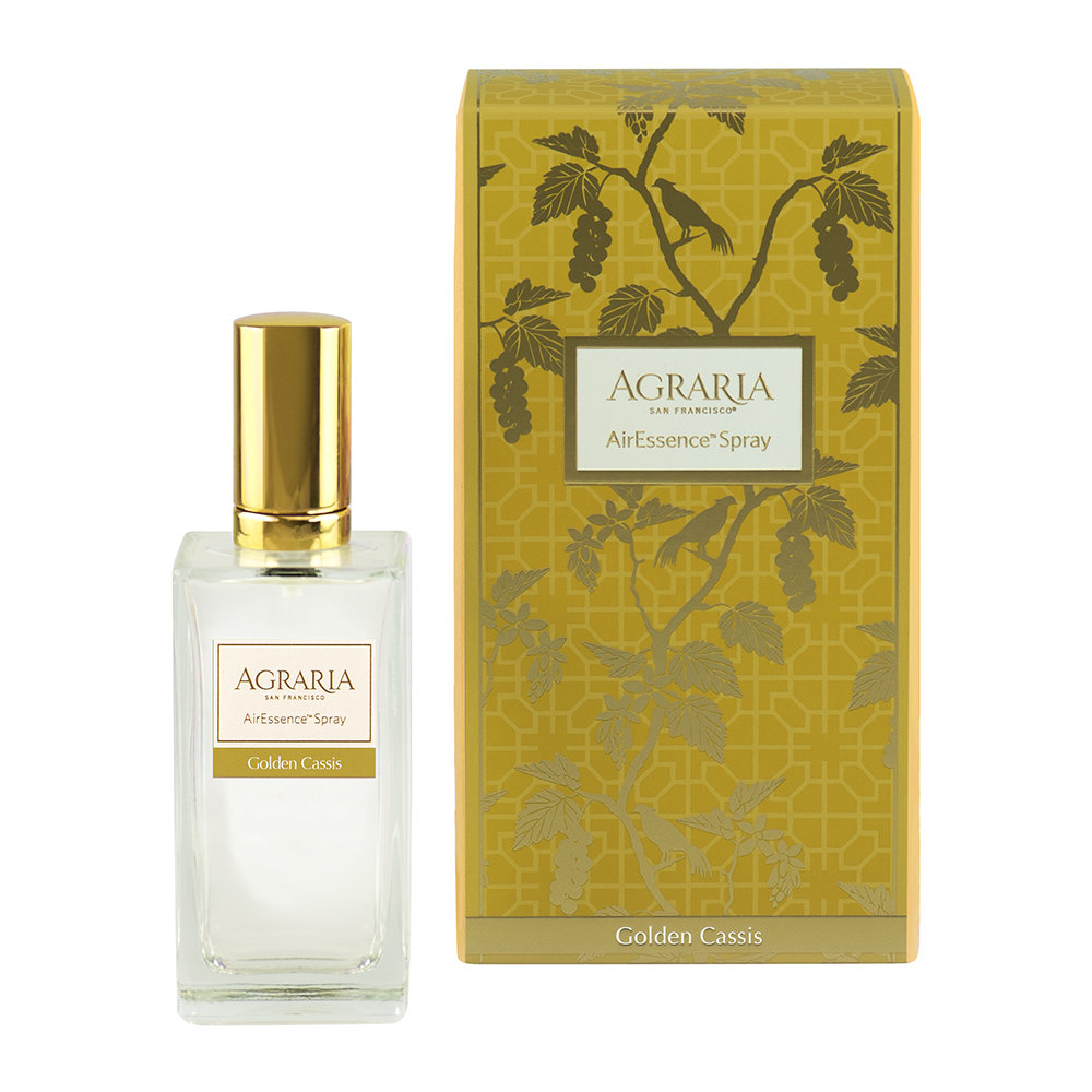 Agraria - AirEssence Room Spray - 100ml - Golden Cassis