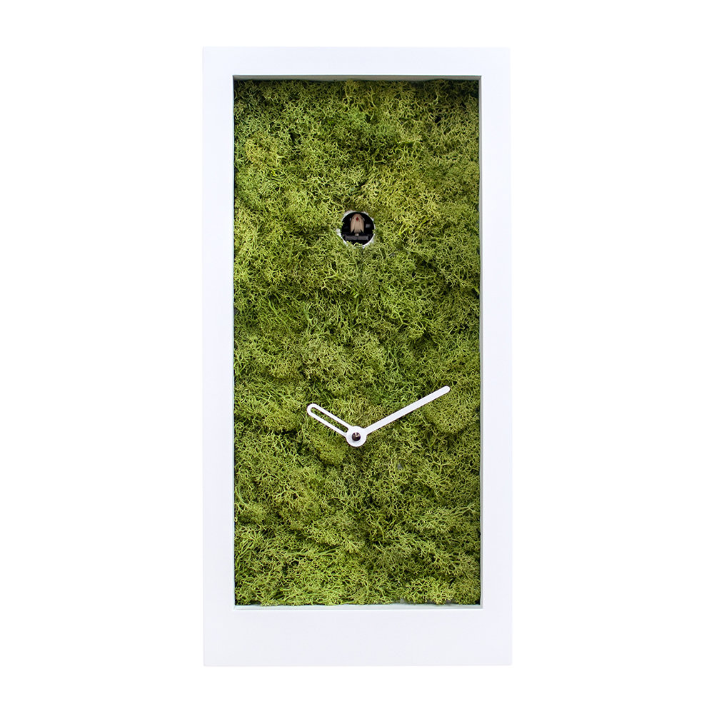 Progetti - Amazon Wall Clock - White