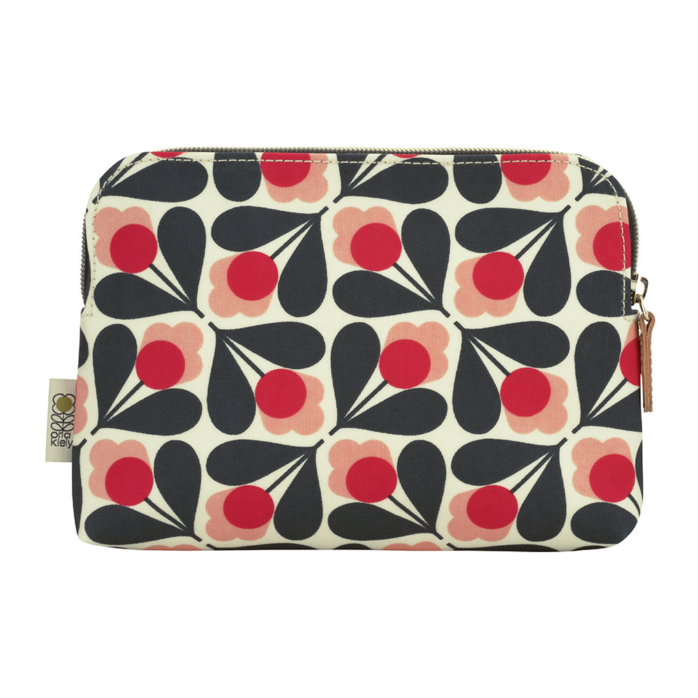 Orla Kiely - Sycamore Seed Cosmetic Bag