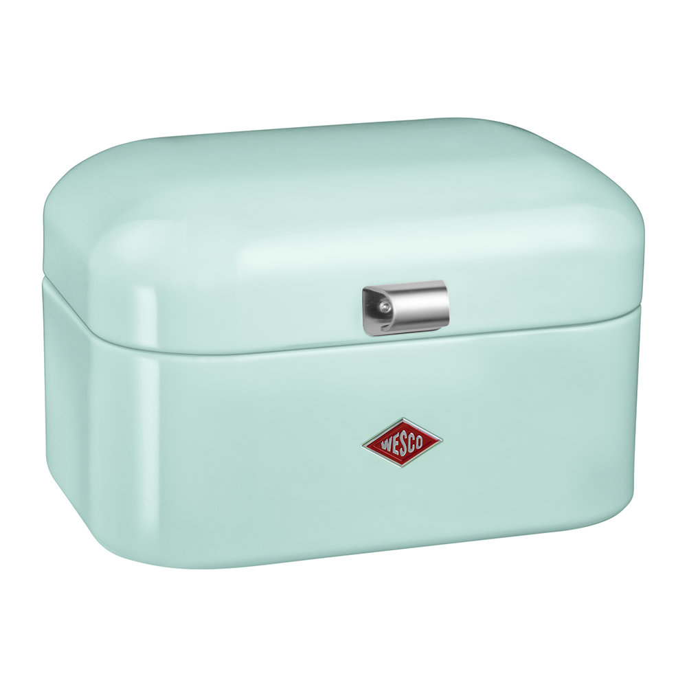 Wesco - Single Grandy Bread Box - Mint