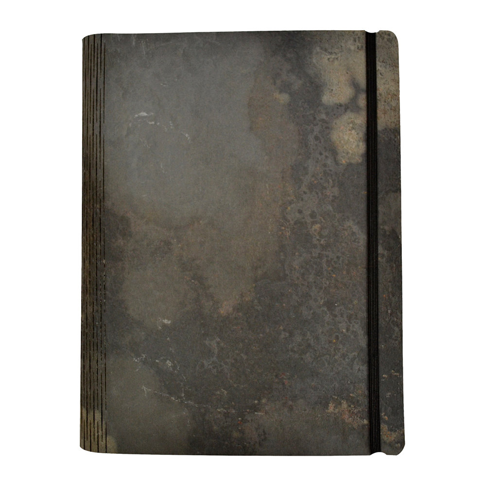 Bark  Rock - Everest Stone Notebook - B5 - 20x26cm