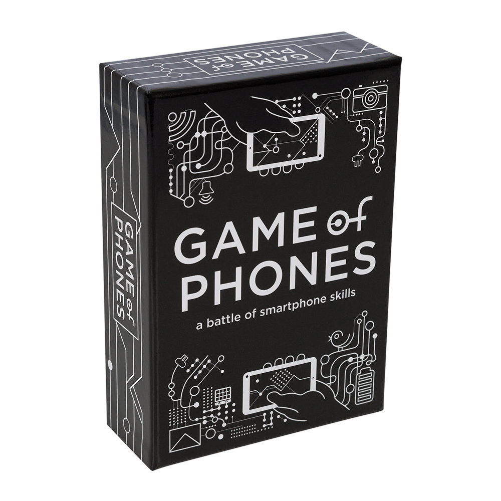 Big Potato Games - Game of Phones Family Party Game