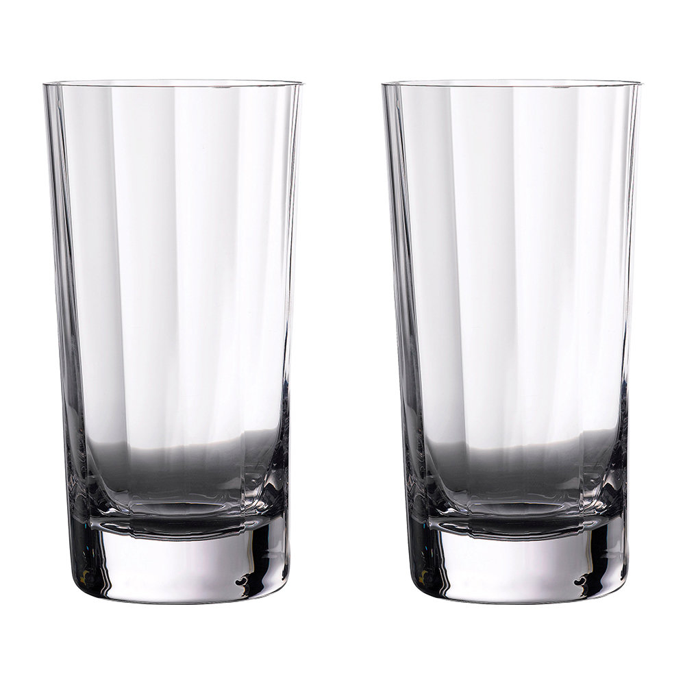 Waterford - Elegance Optic Highball Glasses - Set of 2