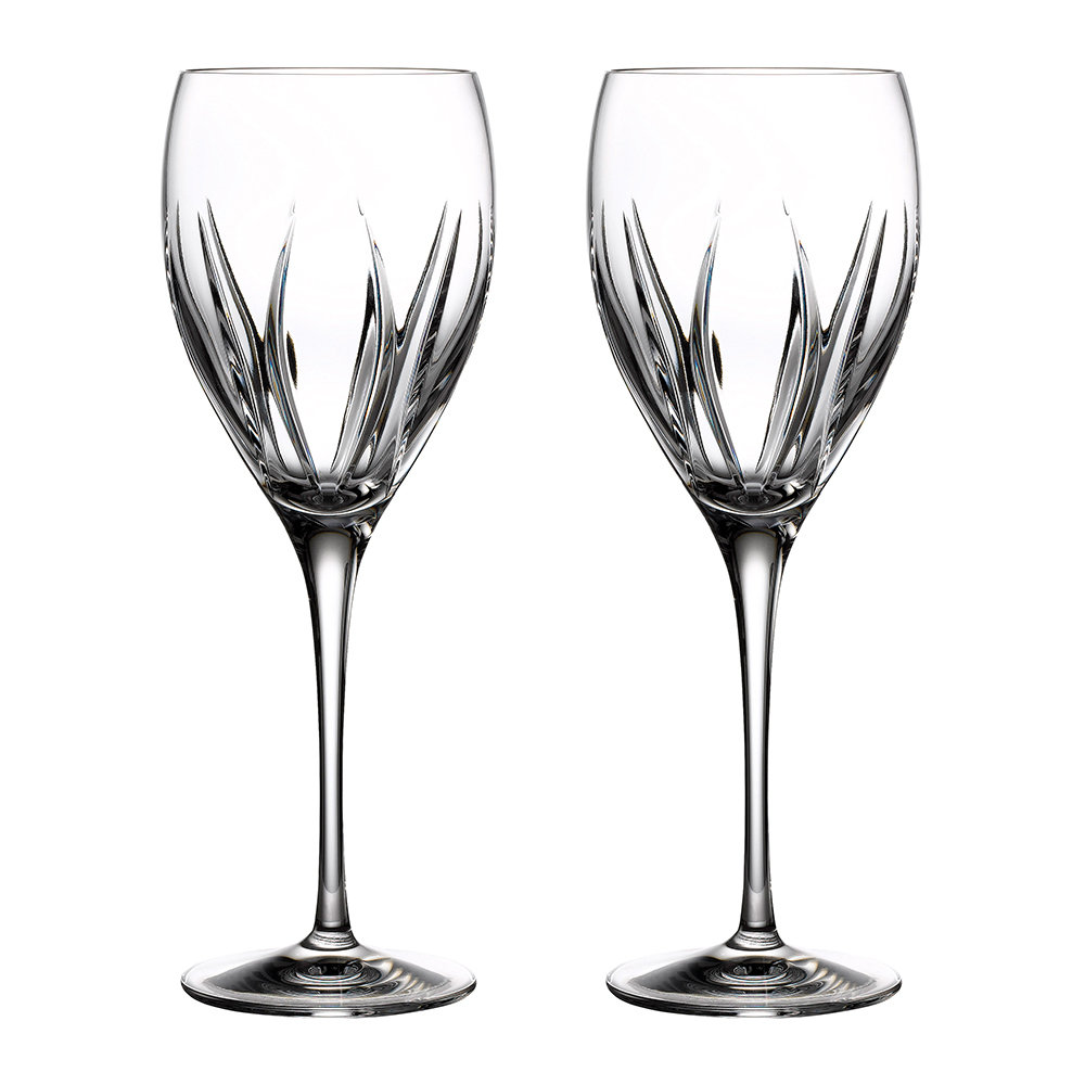 Waterford - Verres à Vin Ardan Tonn - Lot de 2
