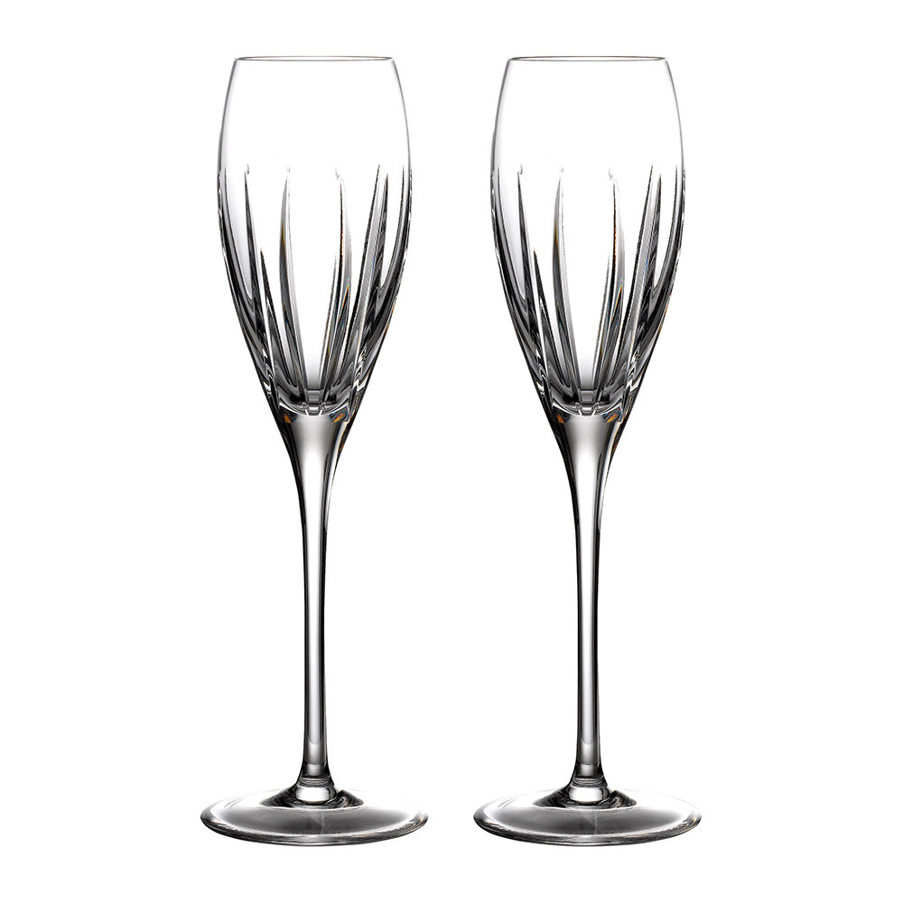 Waterford - Ardan Tonn Champagne Flutes - Set of 2