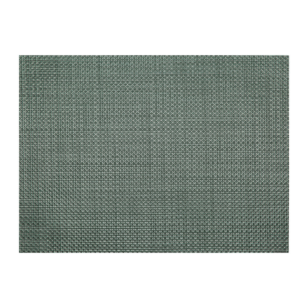 Chilewich - Basketweave Rectangle Placemat - Jade