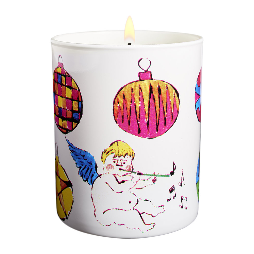 Ligne Blanche - Andy Warhol Christmas Candle - Pine Tree