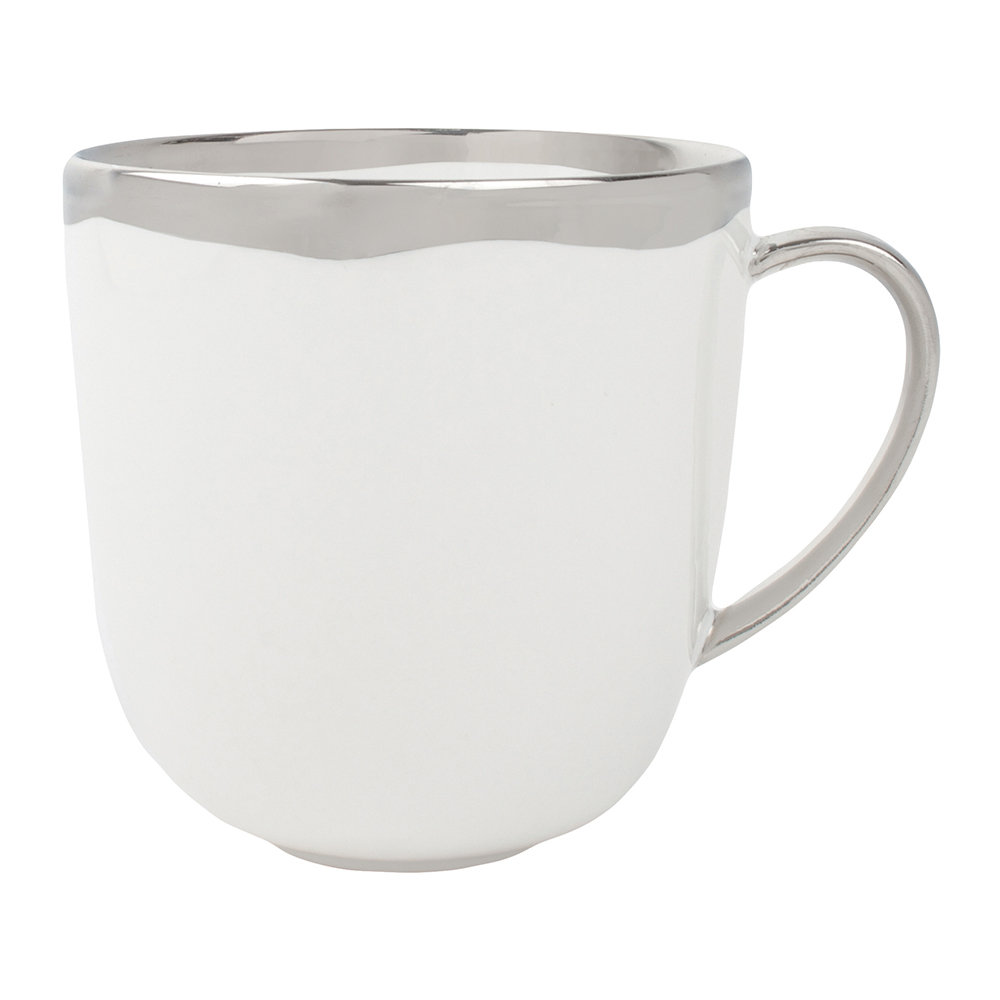 Canvas Home - Dauville Mug - Platinum