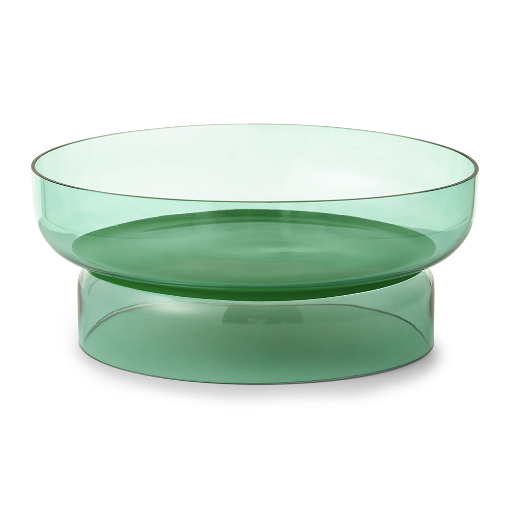 Buy Normann Copenhagen Tivoli Pond Bowl Jade Green 27cm Amara