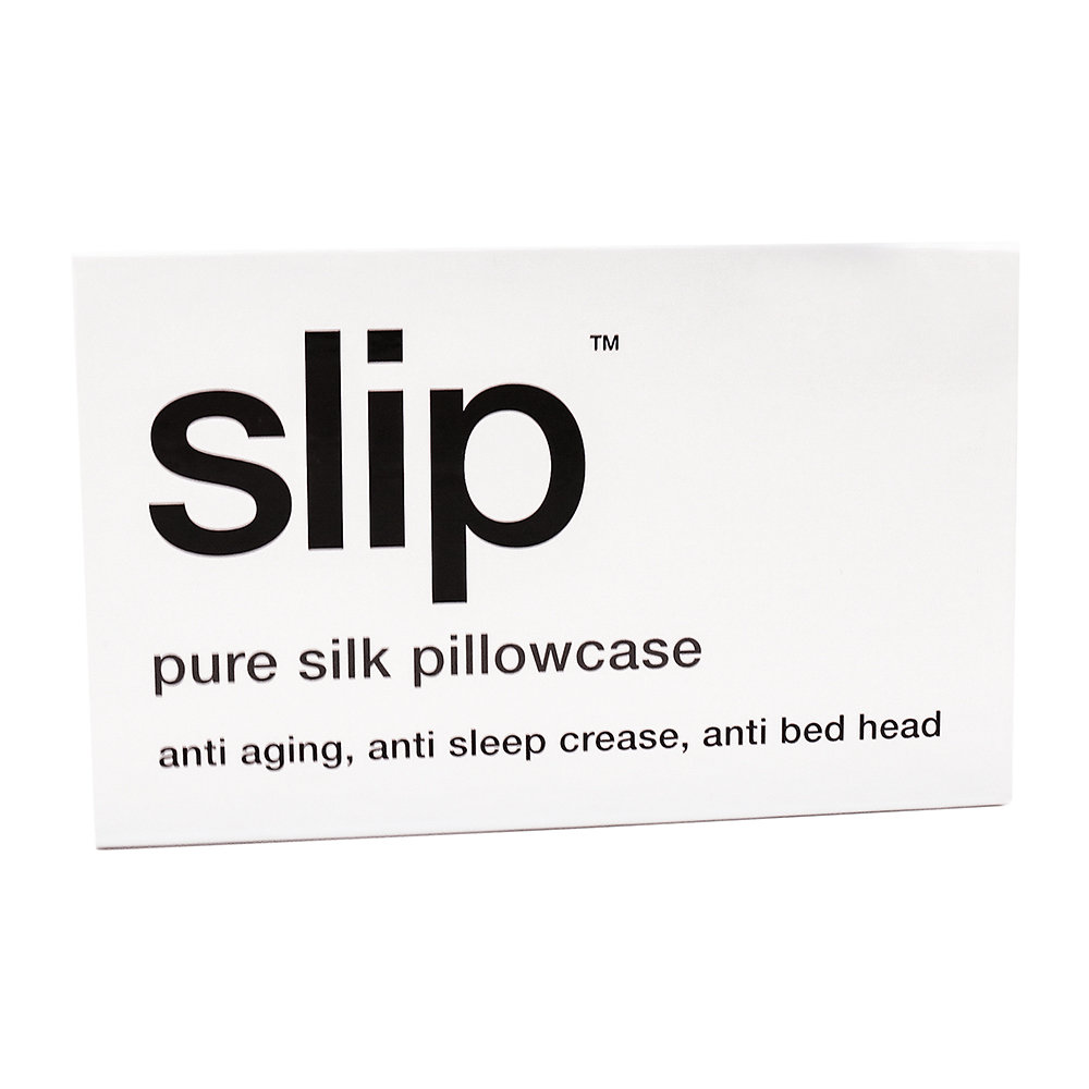 Slip - Pure Silk Pillowcase - White - 51x76cm