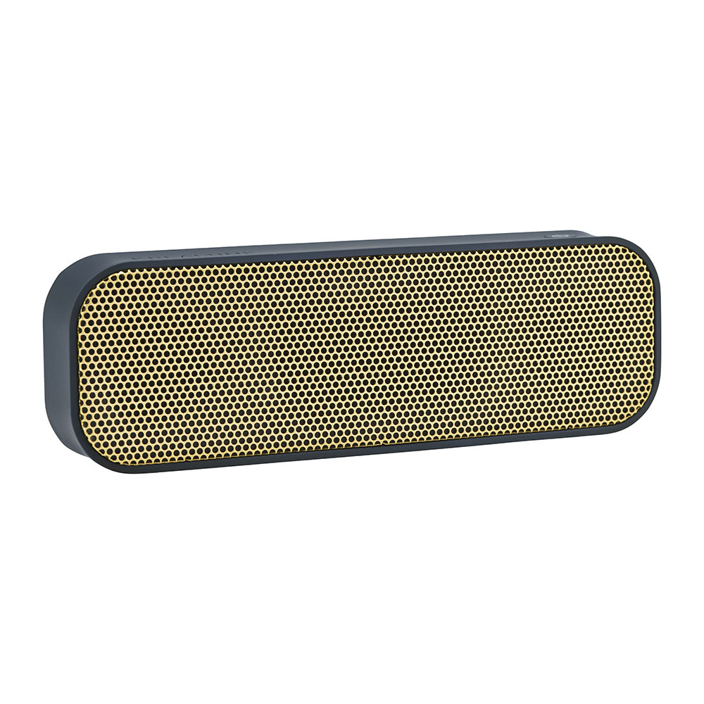 KREAFUNK - aGroove Bluetooth Speaker - Blue