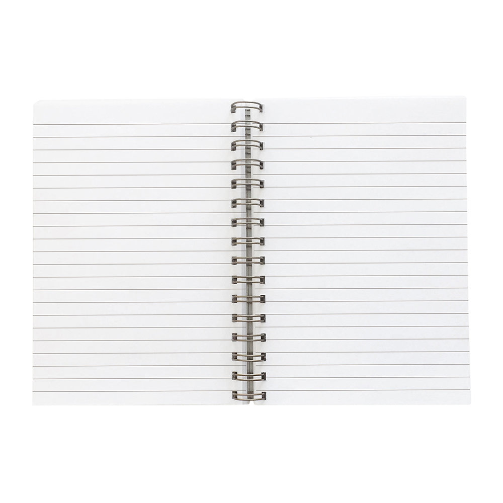 Bark  Rock - Notebook Refill - Lined Pages - B5