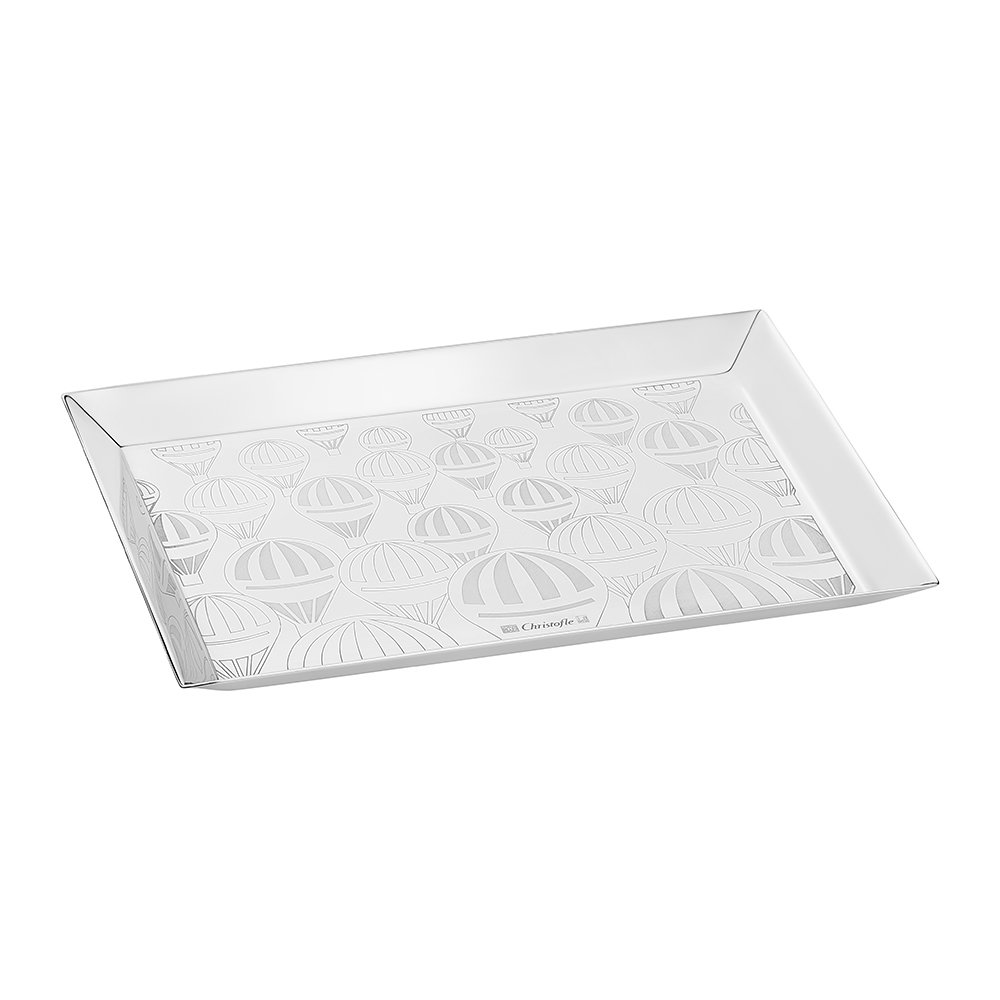 Buy Christofle Montgolfiere Business Card Tray Amara