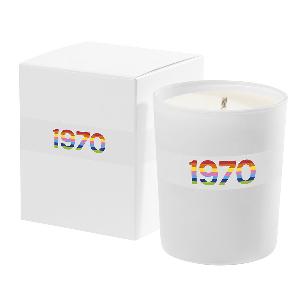 Bella Freud - 1970 Rainbow Candle