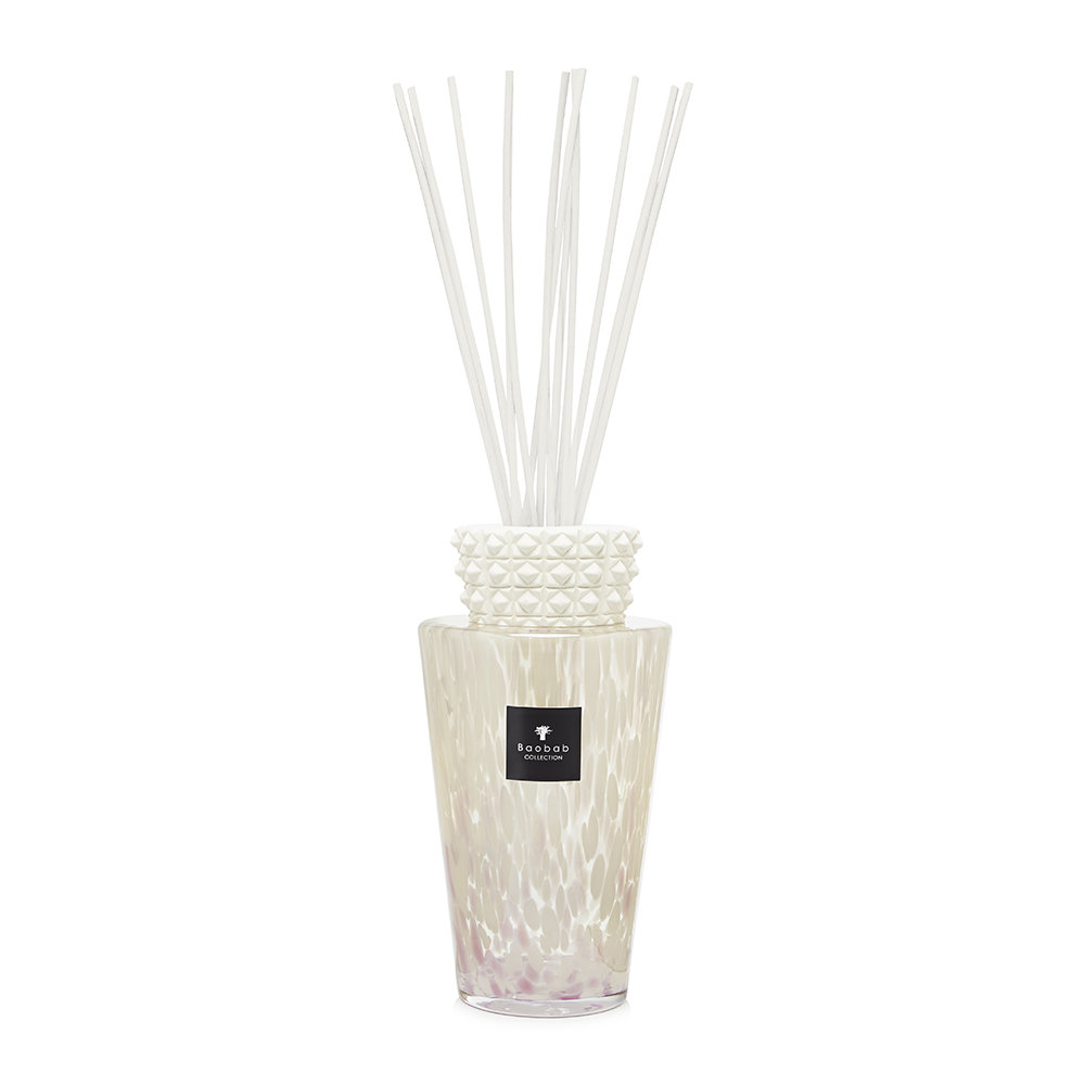 Baobab Collection - Pearls Reed Diffuser - White Pearls - 5L