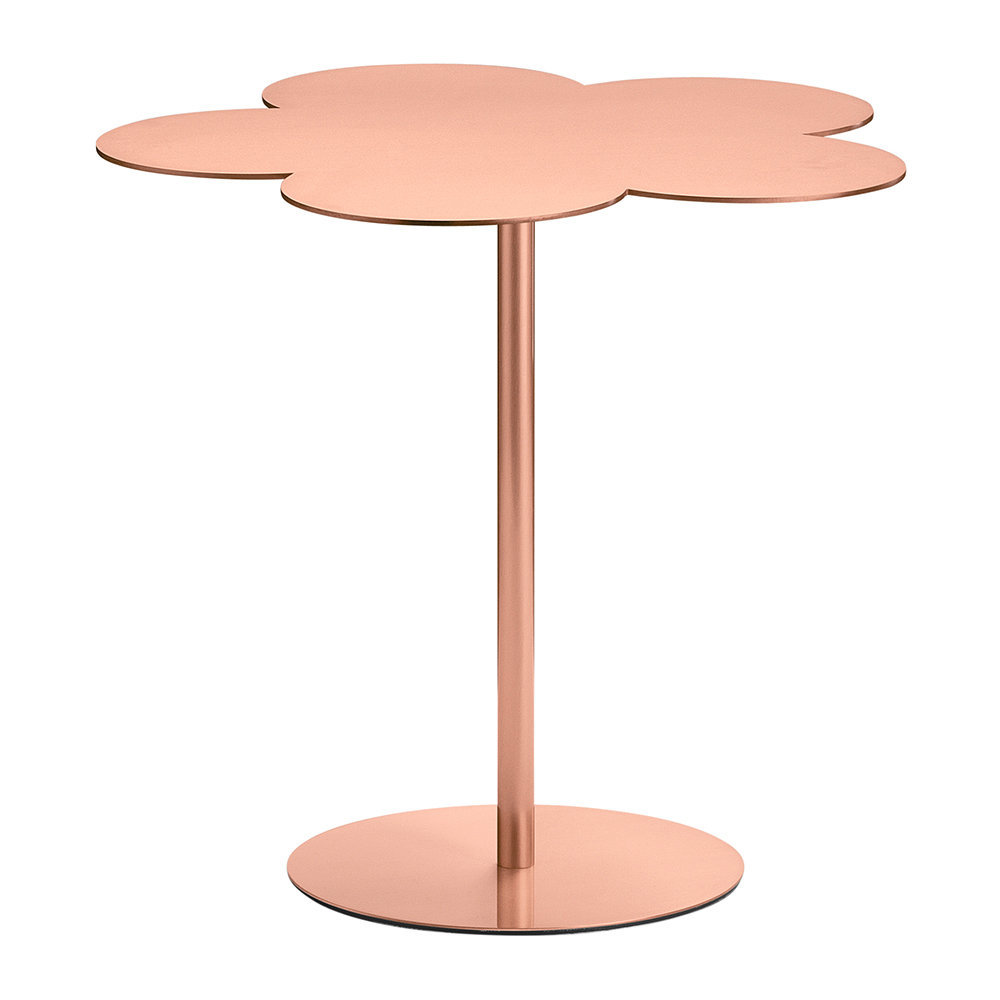 GHIDINI 1961 - Flowers Side Table - Rose Gold