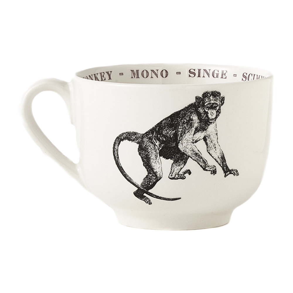 Sir/Madam - Fauna Grand Cup - Monkey