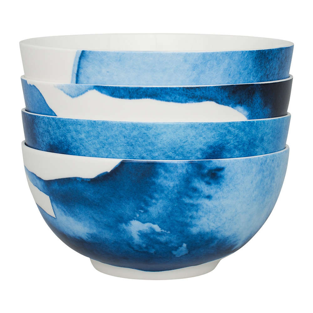 Rick Stein - Coves of Cornwall Pasta Bowl - Set of 4