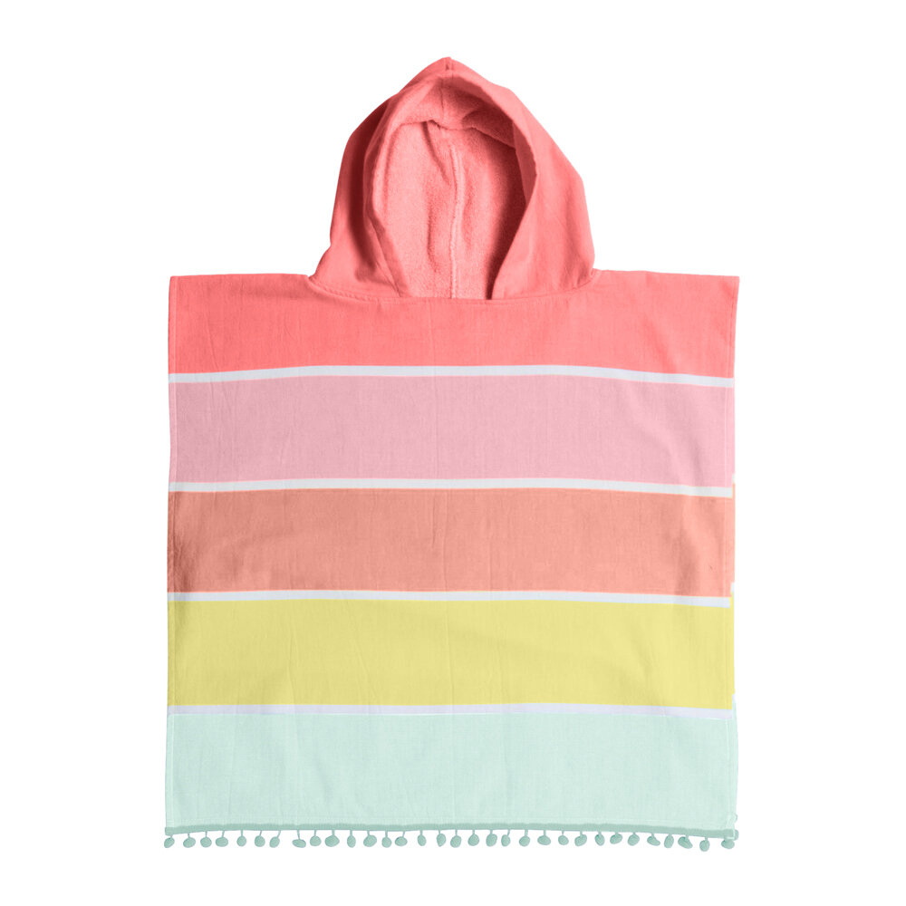 Sunnylife - Children's Hooded Fouta Towel - Pink