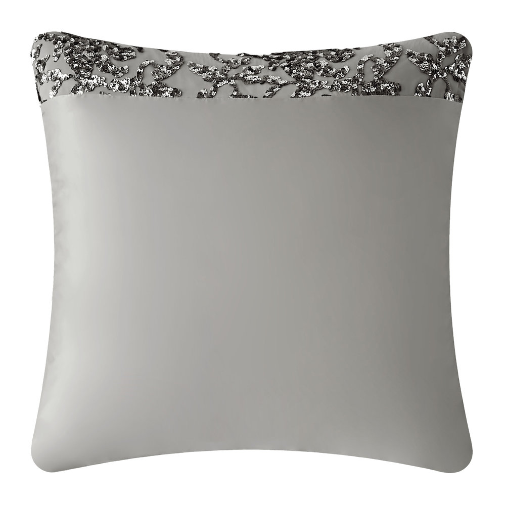 Kylie Minogue at Home - Angelina Pillowcase - 65x65cm - Truffle