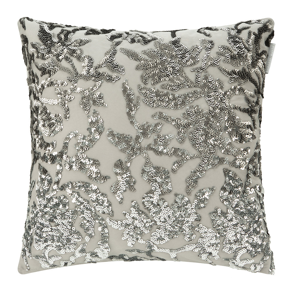 Kylie Minogue at Home - Angelina Bed Cushion - 45x45cm - Truffle
